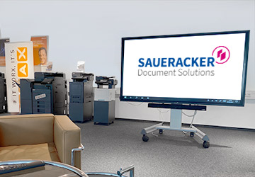 Saueracker document solutions - Showroom